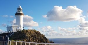 byron bay lighthouse itinerary