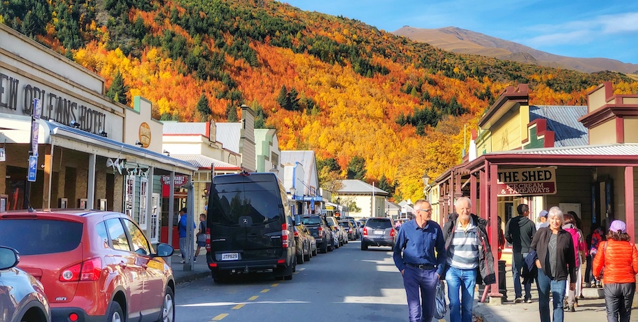 CN D7 Arrowtown Centre