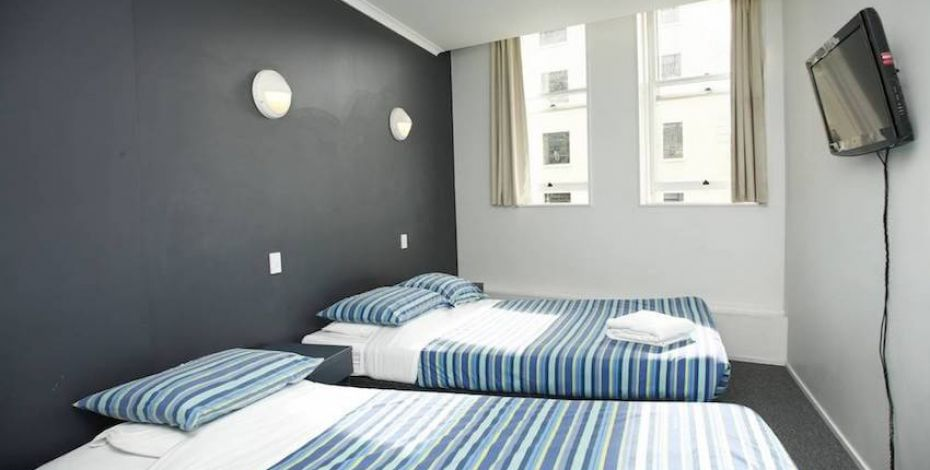 Wellington - Nomads Capital is rated as a 5-star hostel by Qualmark.