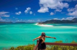 Whitsundays East Coast Australia