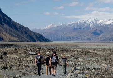 mt cook walk