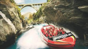 queenstown shotover jet SJ