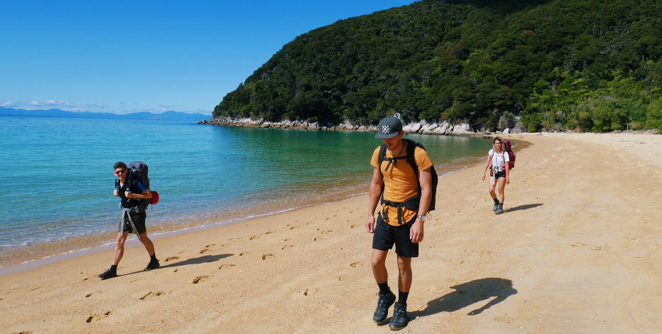 Abel Tasman Hike New Gallery2
