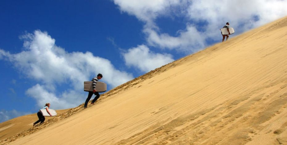 AwesomeNZ Sand Dunes