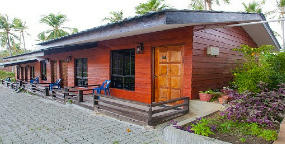 kudat accommodation merrimas villa