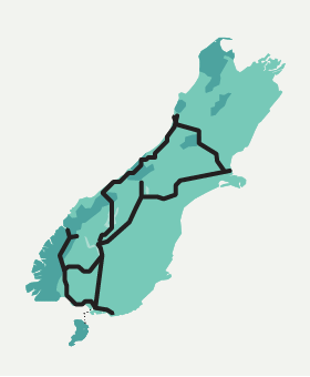 Long Q nz southisland pass straynz