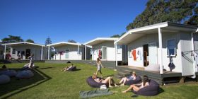 NZ Hahei Accommodation thumb
