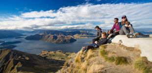 wanaka royspeak group climb thumb