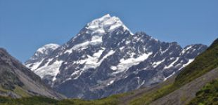 mt cook mountain thumb