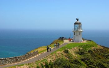 Cape Reinga Lighthouse thumb